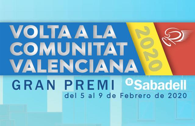 Volta a la Comunitat Valenciana 2020 - Portada