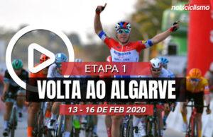 Volta ao Algarve 2020 (Etapa 1) Últimos Kilómetros
