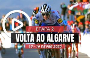 Volta ao Algarve 2020 (Etapa 2) Últimos Kilómetros