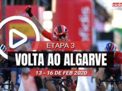 Volta ao Algarve 2020 (Etapa 3) Últimos Kilómetros