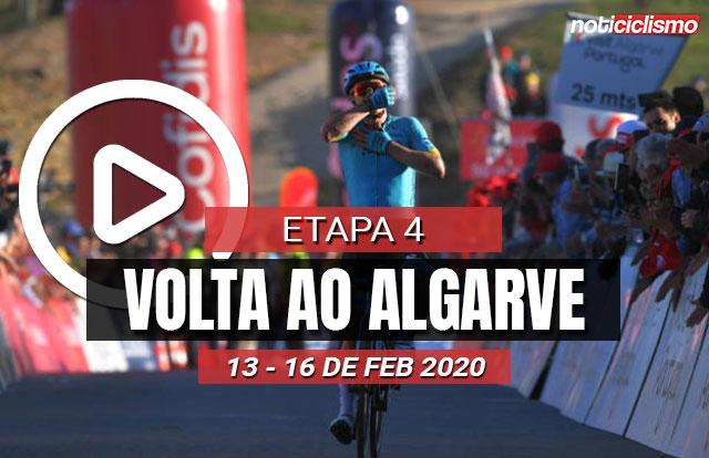 Volta ao Algarve 2020 (Etapa 4) Últimos Kilómetros