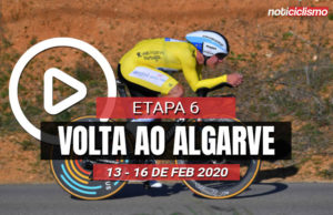 [VIDEO] Volta ao Algarve 2020 (Etapa 5) Últimos Kilómetros