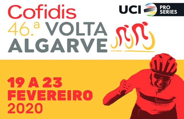 Volta ao Algarve 2020 - Portada