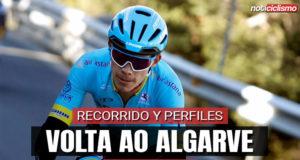 Volta ao Algarve 2020 - Previa