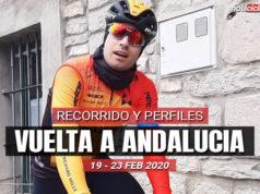 Vuelta a Andalucía 2020 - Previa