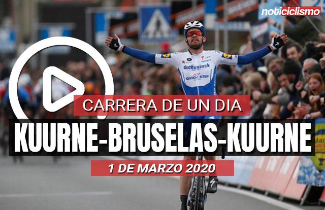 Kuurne-Bruselas-Kuurne 2020: Ultimos Kilómetros