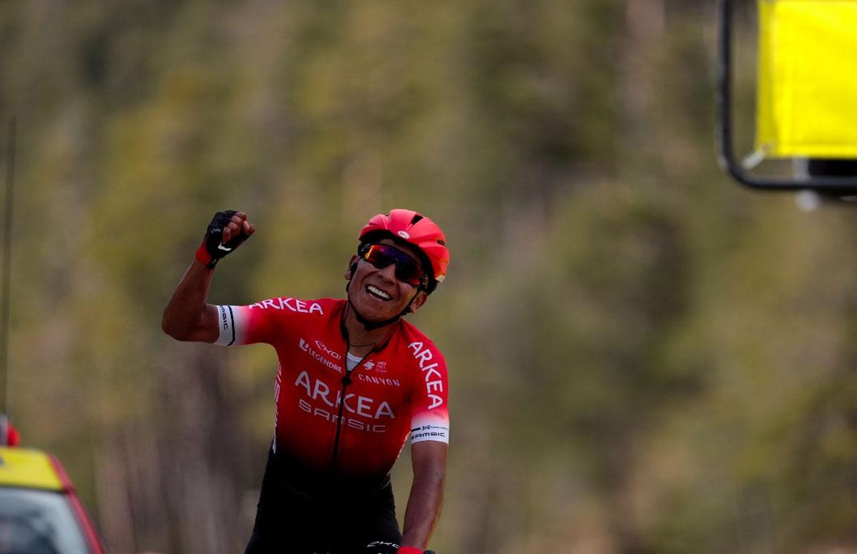 Nairo Quintana 6 - París-Niza 2021, 'La Carrera del Sol' más disputada