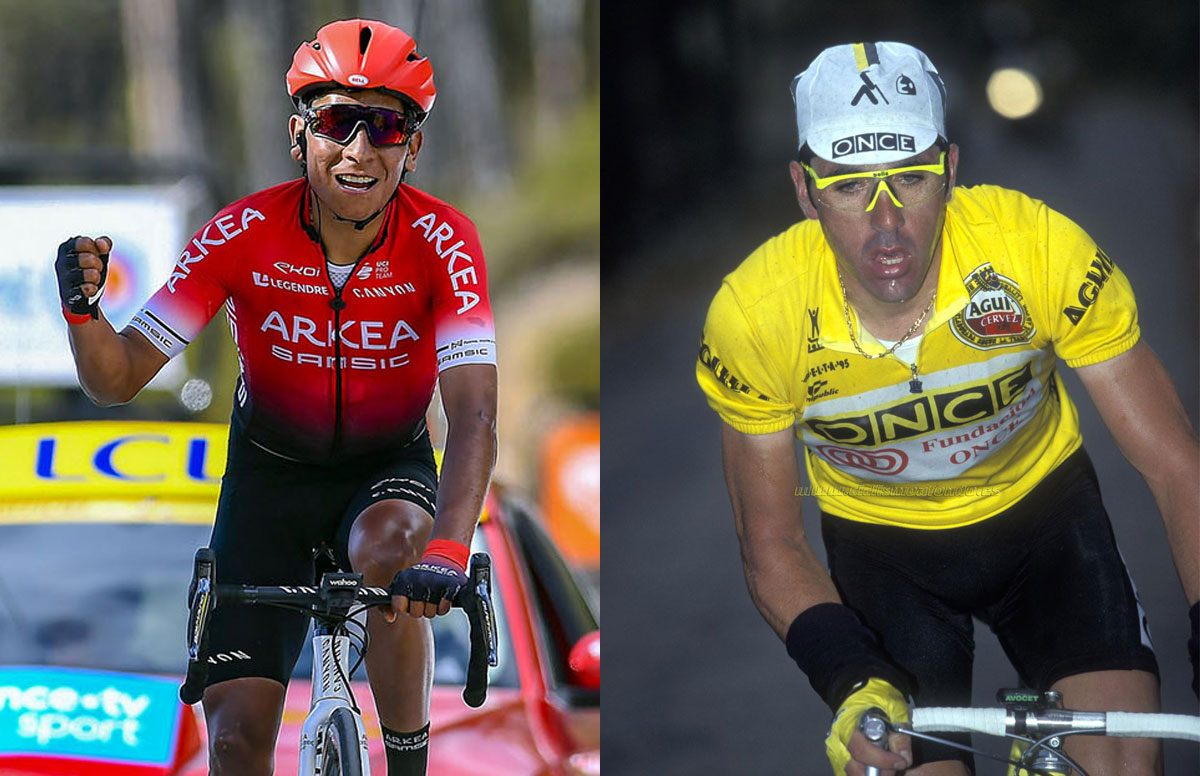 Honesto profundidad condón  Nairo Quintana Iguala Récord de Laurent Jalabert y es el Único Ciclista  Activo con ese Registro - Noticiclismo