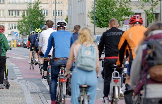 Ciclismo Urbano en Francia