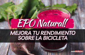 EPO Natural! El Jugo de Remolacha