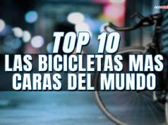 Las 10 bicicletas más caras del mundo