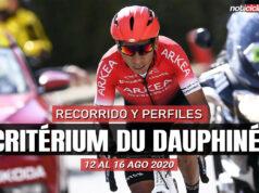 Critérium du Dauphiné 2020 - Previa