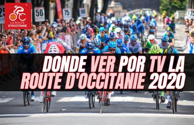Donde ver por TV La Route d'Occitanie 2020