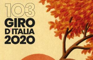 Giro de Italia 2020 - Poster