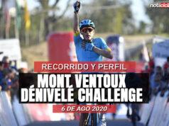 Mont Ventoux Dénivelé Challenge 2020 - Previa