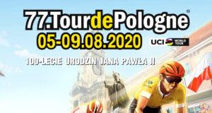 Tour de Polonia 2020 - Portada