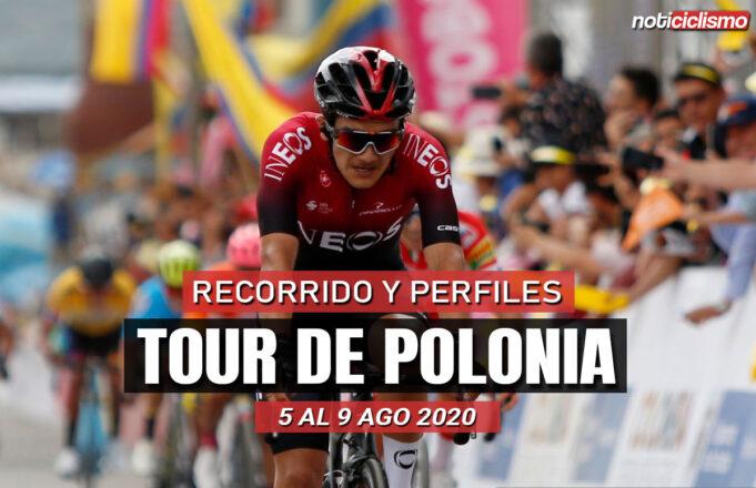 Tour de Polonia 2020 - Previa