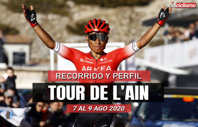 Tour de l'Ain 2020 - Previa
