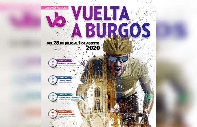 Vuelta a Burgos 2020 - IEquipos y Ciclistas Inscritos