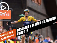 [VIDEO] Critérium du Dauphiné 2020 (Etapa 2) Resumen y Ultimo Kilometro