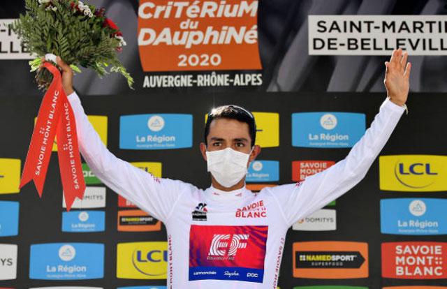 Daniel Felipe Martines (EF Pro Cycling)