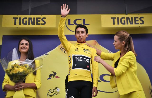 Egan Bernal (Team Ineos)