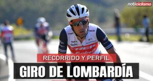 Giro de Lombardía 2020 - Previa