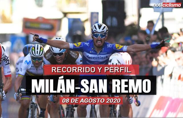 Milán-San Remo 2020 - Previa