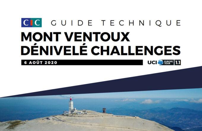 Mont Ventoux Dénivelé Challenge 2020