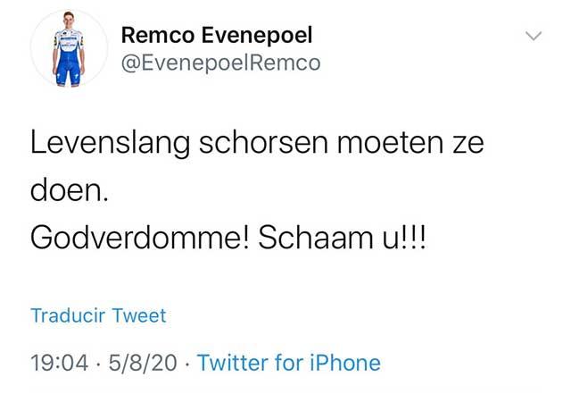 Remco Evenepoel