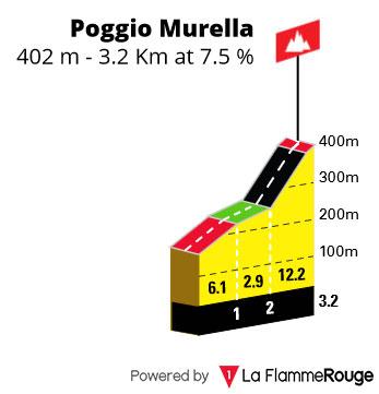 Poggio Murella - Perfil