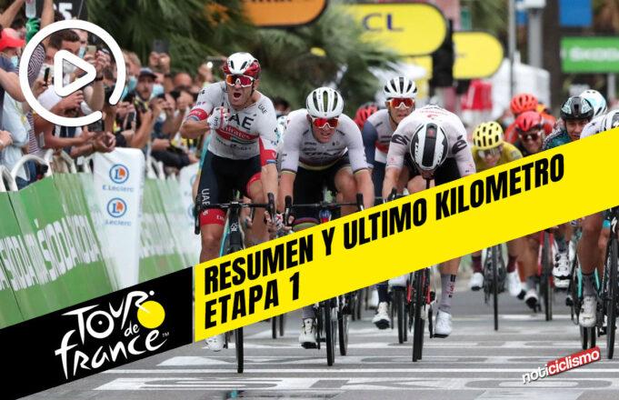 [VIDEO] Tour de Francia 2020 (Etapa 1) Resumen y Ultimo Kilometro