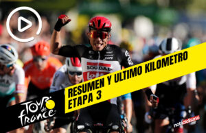Tour de Francia 2020 (Etapa 3) Resumen y Ultimo Kilometro
