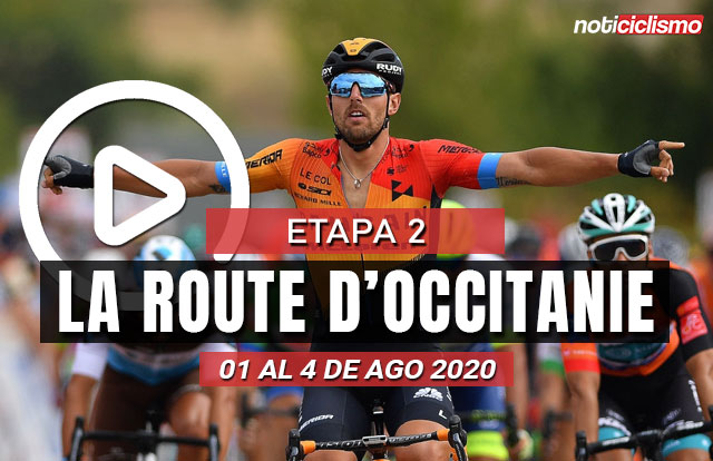 La Route d'Occitanie 2020 (Etapa 2) Ultimos Kilómetros