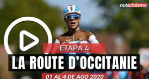 [VIDEO] La Route d'Occitanie 2020 (Etapa 4) Ultimos Kilómetros