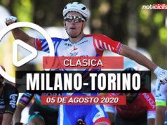 [VIDEO] Milano-Torino 2020: Ultimos Kilómetros