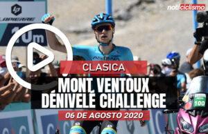 [VIDEO] Mont Ventoux Dénivelé Challenge 2020: Ultimos Kilómetros