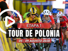 [VIDEO] Tour de Polonia 2020 (Etapa 1) Ultimos Kilómetros