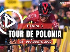 [VIDEO] Tour de Polonia 2020 (Etapa 3) Ultimos Kilómetros
