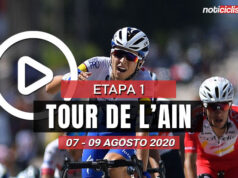 [VIDEO] Tour de l'Ain 2020 (Etapa 1) Ultimos Kilómetros