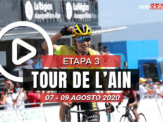 [VIDEO] Tour de l'Ain 2020 (Etapa 3) Ultimos Kilómetros