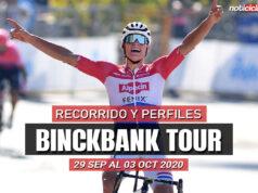 BinckBank Tour 2020 - Previa