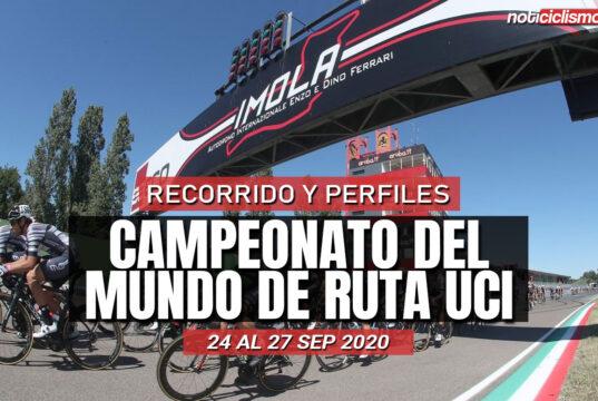Campeonato del Mundo de Ruta UCI 2020: Recorrido, Perfiles y Ciclistas Inscritos