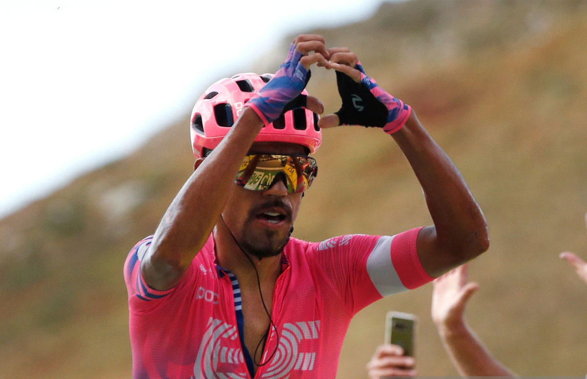 Impresionante Victoria de Daniel Felipe Martínez en la Etapa 13 del Tour de  Francia! - Noticiclismo