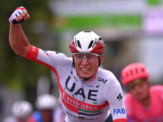 Jasper Philipsen (UAE Team Emirates)