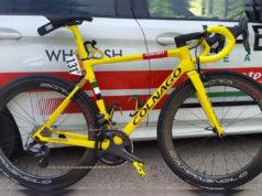 La Nueva Bicicleta Colnago de Tadej Pogacar