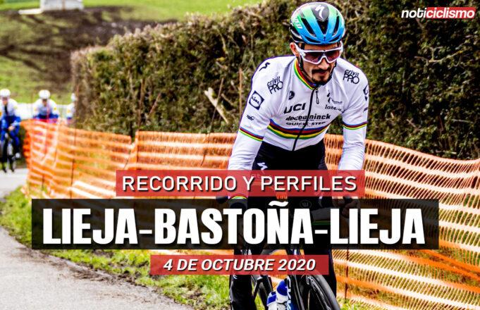 Lieja-Bastoña-Lieja 2020: Recorrido, perfil y Equipos