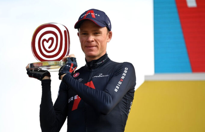 Chris Froome (Ineos Grenadiers)