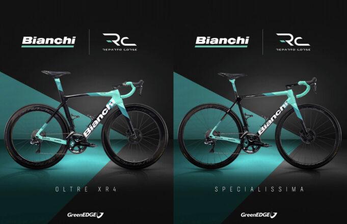 Bianchie GreenEDGE 2021