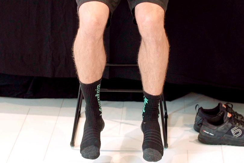 Alineación de los pies